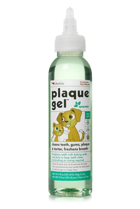 Petkin Plaque Gel 4oz