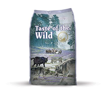 TOW Sierra Mountain Roasted Lamb Dry Dog Food 2KG