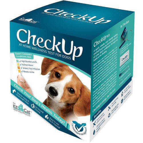 CheckUp Test Kit For Dogs