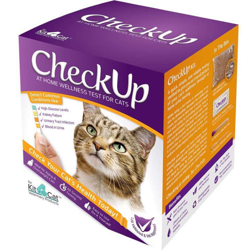 CheckUp Test Kit For Cats