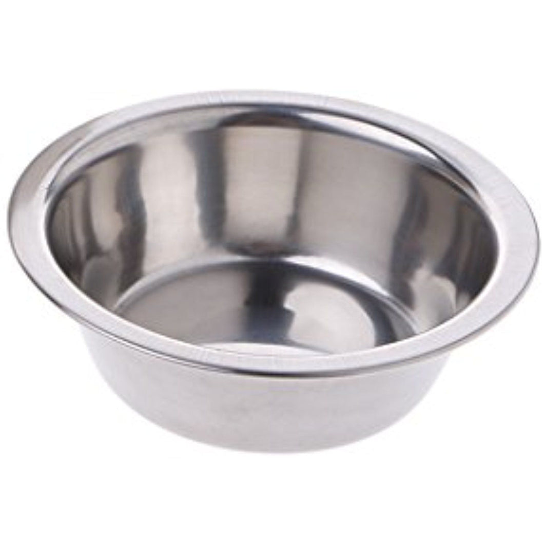 Stainless Steel Dog Bowl (ø16.5cm/ø21cm/ø24.5cm)