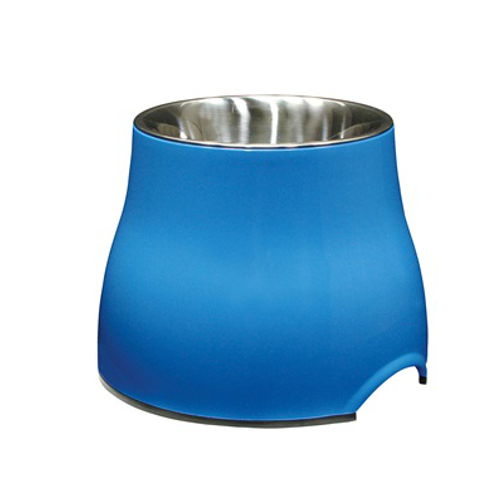 Dogit Elevated Dog Bowl - Blue (900ml)