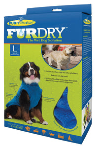 Furminator FurDry Towel for Dogs - Large