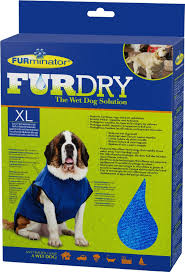 Furminator FurDry Towel for Dogs - Extra Large