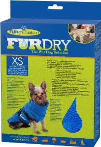 Furminator FurDry Towel for Dogs - Extra Small
