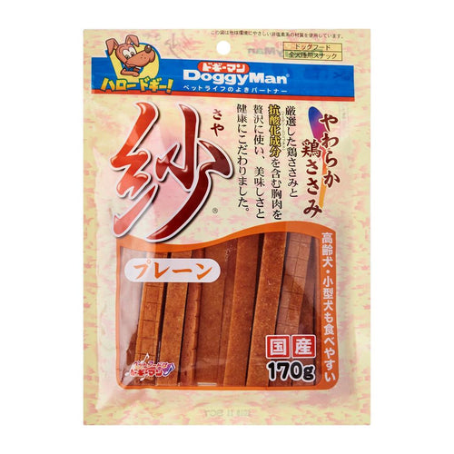 DoggyMan Soft Sasami Chicken Stick for Dogs (170g)