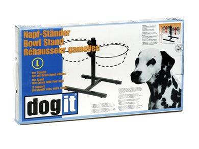 Dogit Adjustable Dog Bowl Stand