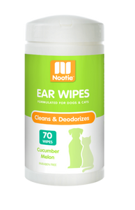 Nootie Ear Wipes Cucumber Melon (70 Wipes)