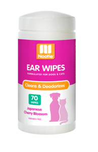 Nootie Ear Wipes Japanese Cherry Blossom (70 Wipes)