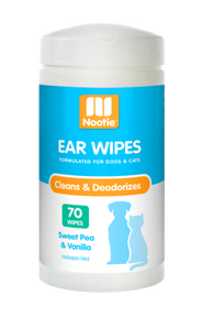 Nootie Ear Wipes Sweet Pea & Vanilla (70 Wipes)