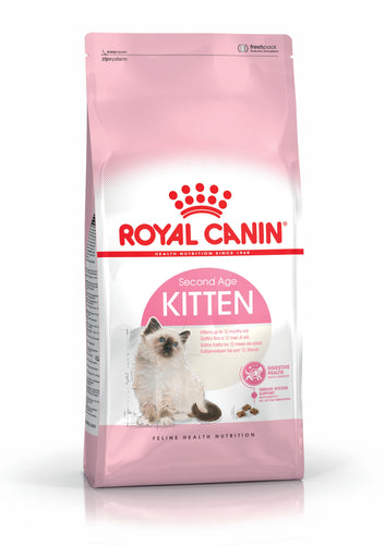 Royal Canin Feline Health Nutrition Kitten Dry Food 2KG