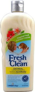 "Fresh'n Clean Oatmeal ""N Baking Soda Dog Shampoo Tropical Fresh"