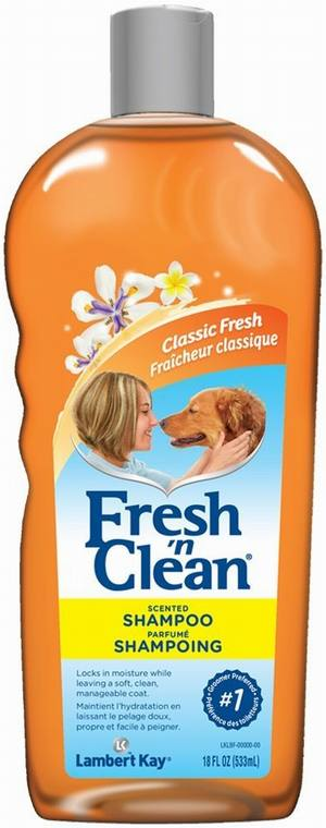 Fresh'n Clean Scented Dog Shampoo