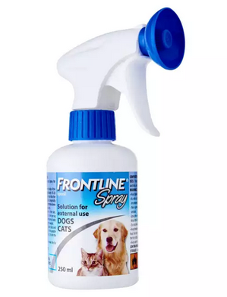 FRONTLINE Spray Dogs/Cats 250 ml