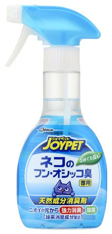 JOYPET Natural Ingredients Deodorant Cat Poo-pee Smell Dedicated (270ml)