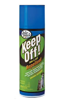 Four Paws Keep Off! Dog & Cat Repellent 10oz