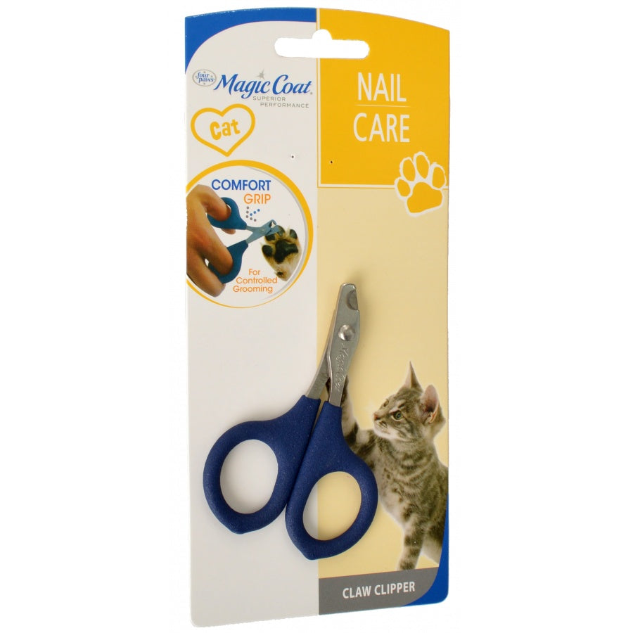 Magic Coat Cat Care Claw Clipper (Comfort Grip)