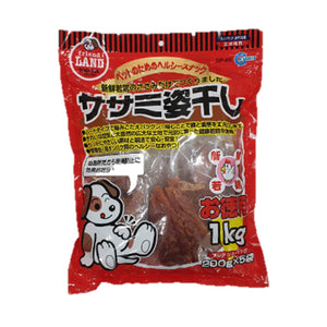 Marukan (Friend LAND) Dried Sasami Dog Treat (5 x 200g)