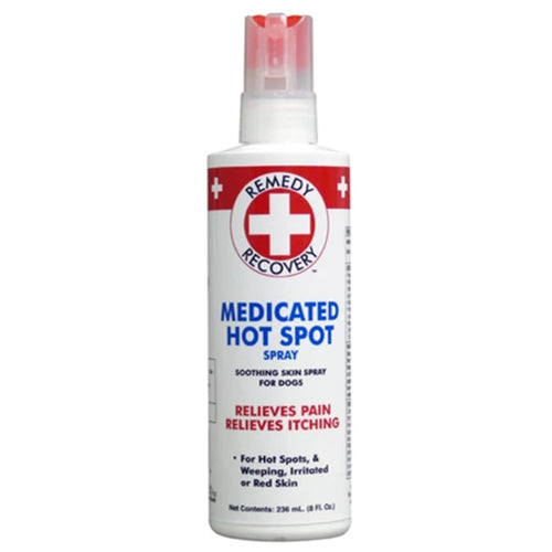 Medicated Hot Spot Spray for Dogs