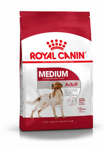 Royal Canin Medium Adult Dry Dog Food (10KG)