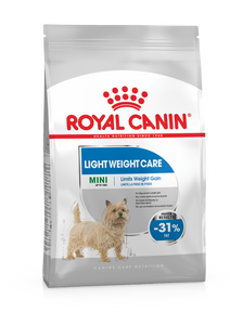 Royal Canin Mini Light Weight Care Adult Dry Dog Food (1kg)