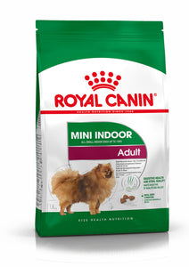 Royal Canin Mini Indoor Adult Dry Dog Food 7.5KG