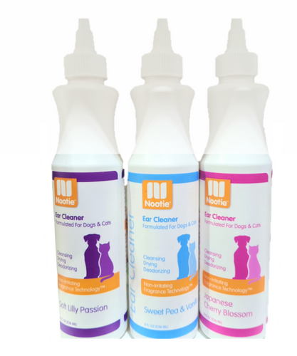 Nootie Ear Cleaner Formulated for Dogs & Cats