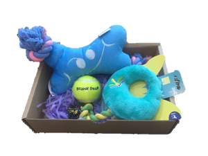 """Chase & Fetch"" Woof! Box (For boys)"