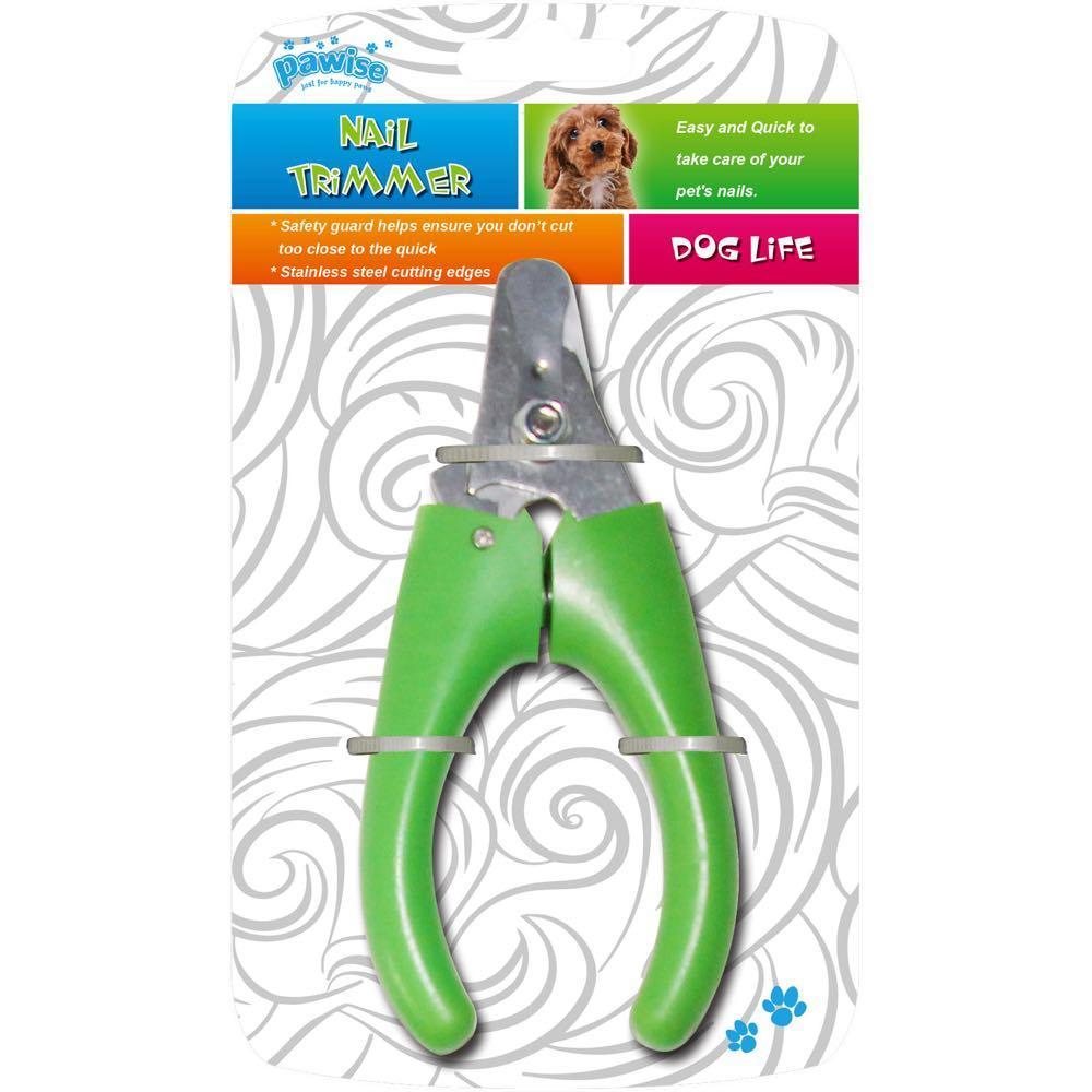 Pawise Nail Trimmer (Green)