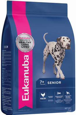 Eukanuba All Breed Senior Chicken Dry Dog Food (3KG/15KG)