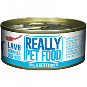 Really Pet Food Lamb Canned Dog Food (24x90G)