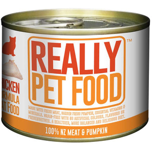 Really Pet Food Chicken Canned Cat Food (3x24x170G)