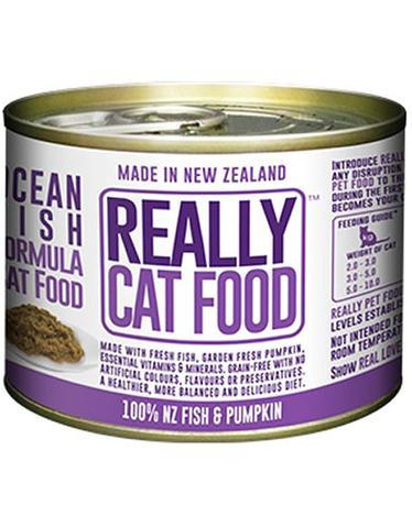 Really Pet Food Ocean Fish Canned Cat Food (170g)