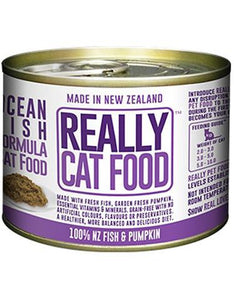 Really Pet Food Ocean Fish Canned Cat Food (3x24x170G)