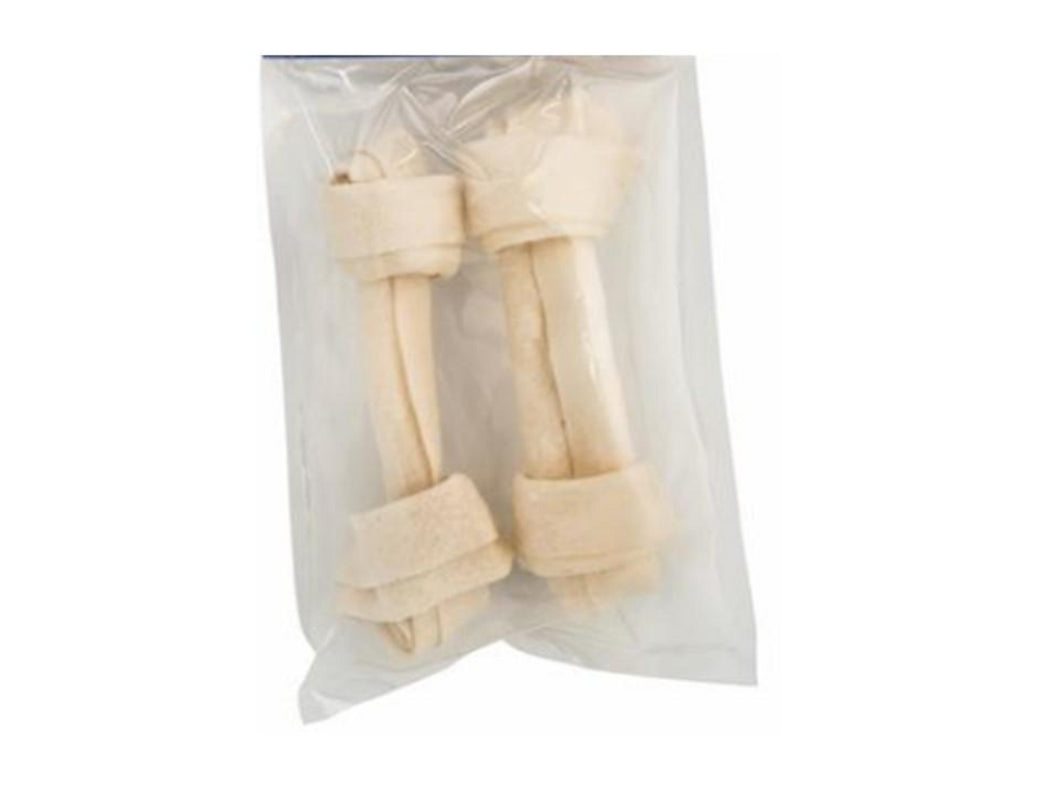 5 Packages x Milk Flavor Knotted Bone Dog Treats (2 pcs x 4