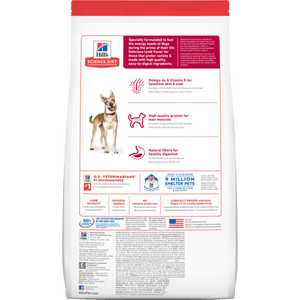 Hill's Science Diet Canine Adult Lamb Meal & Brown Rice Recipe Dog Food Adult 1-6 (3kg 7kg 15kg)