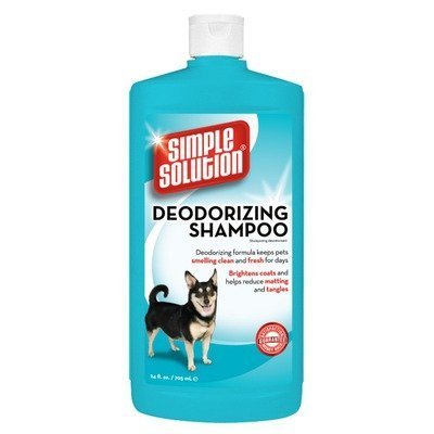 Simple Solution Deodorizing Shampoo for Dogs