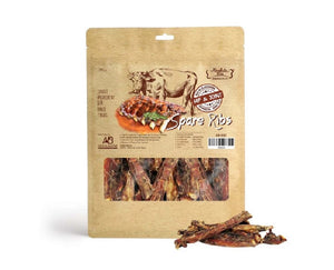 Absolute Bites Air Dried Spare Ribs 280g for Dogs
