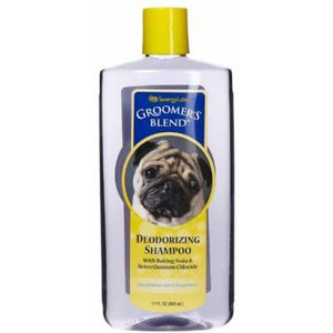 Synergy Labs Groomer's Blend - Deodorizing Shampoo (17 FL OZ/503ML)