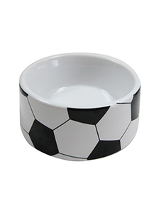 Vitakraft Soccer Ceramic Bowl (Small/Large)