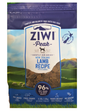 ZIWI Peak air dried - Lamb for Dogs (1kg)
