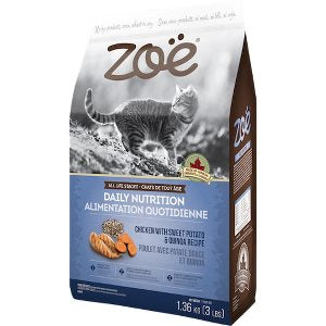 Zoe Cat Daily Nutrition Chicken With Sweet Potato And Quinoa 1.36 KG