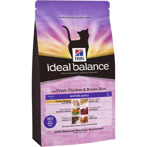 Hill's Science Diet Ideal Balance Canine Mature Dry Dog Food 4LB