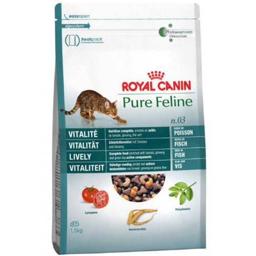 Royal Canin – Vitality No.3 Dry Cat Food (1.5kg)