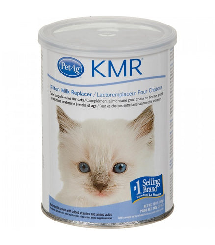 KMR Kitten Milk Replacer (340g)
