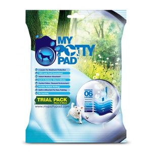 My Potty Pad (45cm x 60cm) 15 individually packed pads