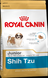 Royal Canin - Shih Tzu Junior Dry Dog Food 1.5KG