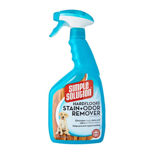 Simple Solution Hardfloors Stain & Odor Remover (945ml)