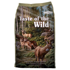 TOW Pine Forest Venison Dry Dog Food 2KG