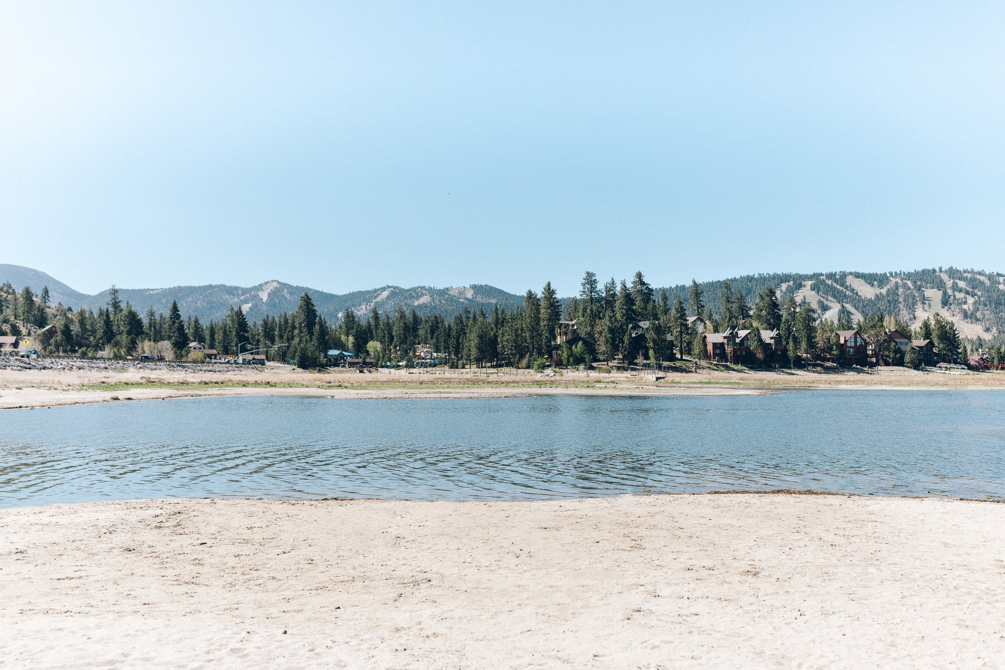 The Wanderer's Guide To Big Bear Lake, CA